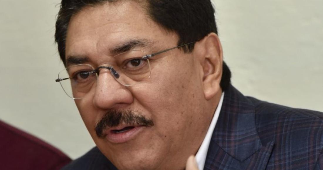 Ulises Ruiz Ortiz, militante del Partido Revolucionario Institucional (PRI) y exgobernador de Oaxaca.