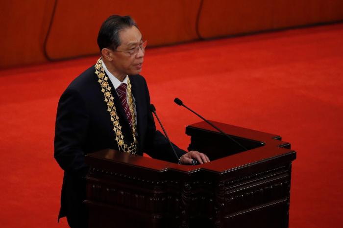 zhong nanshan efe - Jefe de expertos chinos resalta el papel de la IA en la lucha contra la COVID-19 – SinEmbargo MX