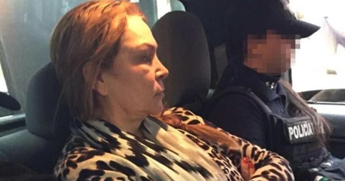 """""""La Patrona"""", lideresa del Cártel de Sinaloa en Culiacán, es condena a 10 años en EU"""