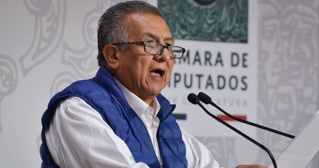 Diputados quitan fuero a Saúl Huerta, acusado de abuso a menores. La FGJ-CdMx aplaude