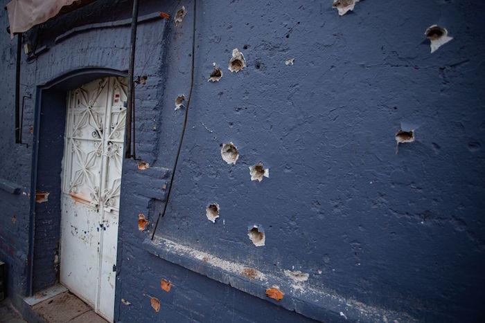 Familias de Zacatecas huyeron de sus comunidades por las amenazas de grupos del crimen organizado.