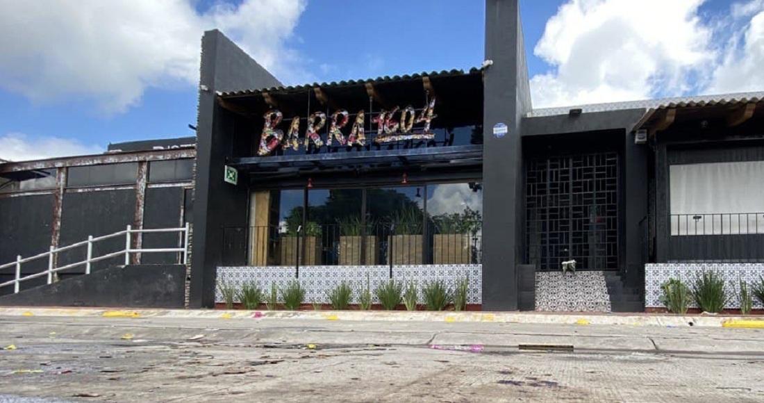 Explosión en bar de Guanajuato