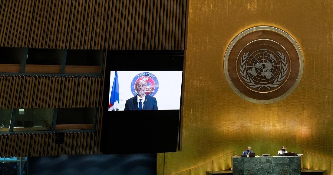 Haití se pronuncia en la ONU sobre migrantes