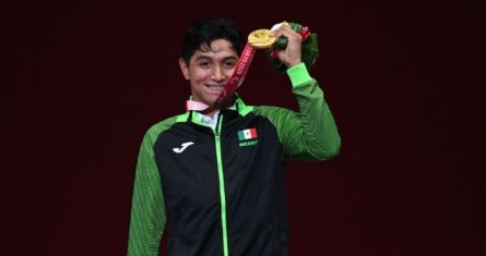 Juan Diego García López se convirtió en el histórico primer medallista mexicano en Para Taekwondo, en el debut de la disciplina en Juegos Paralímpicos.