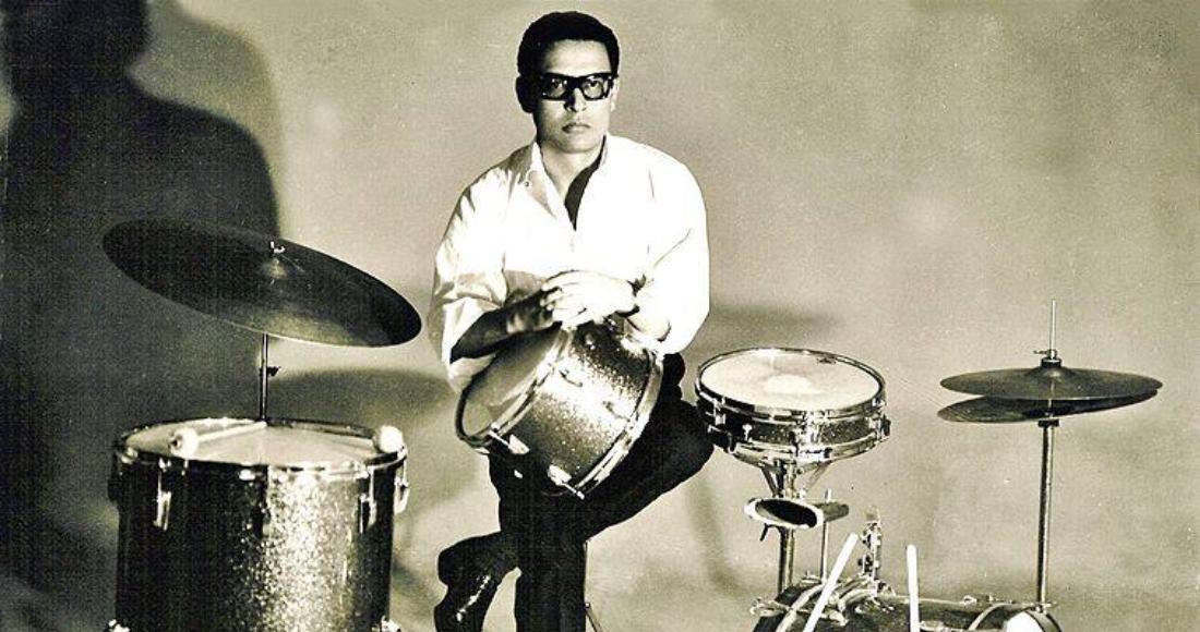 Tino Contreras, baterista de Jazz, murió a los 97 años de edad.