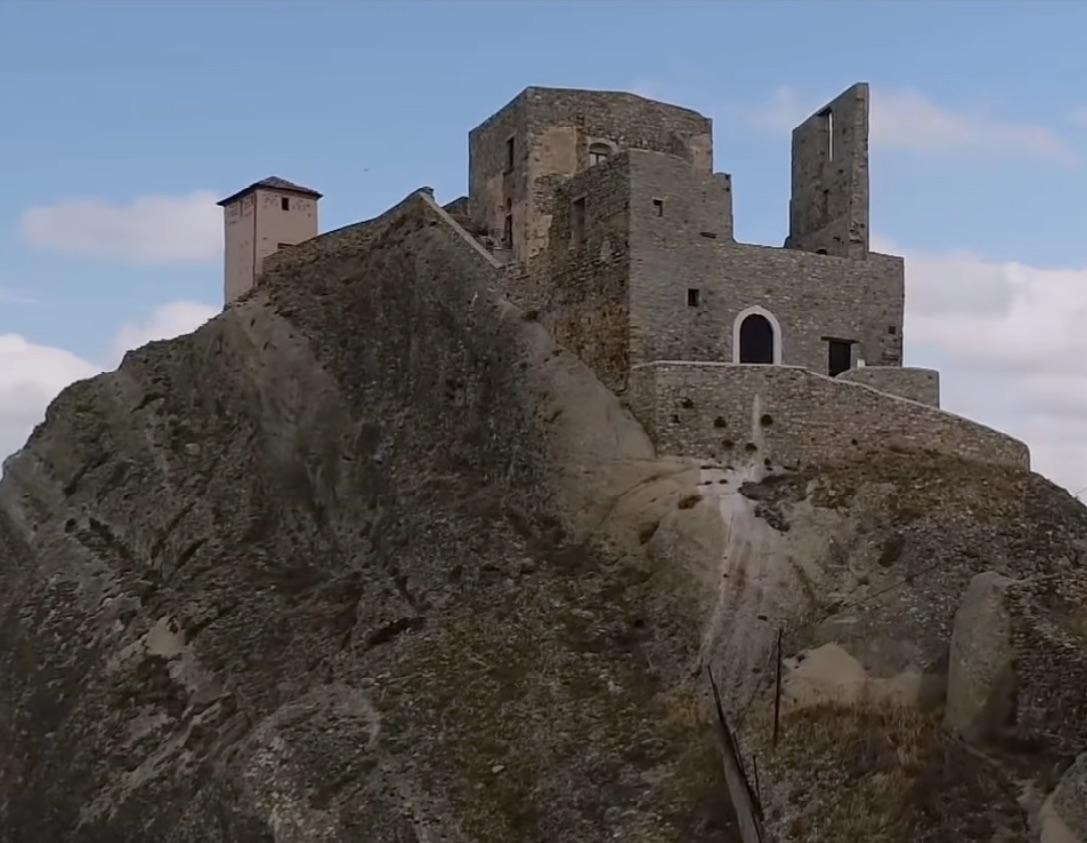 Castello Brindisi di Montagna