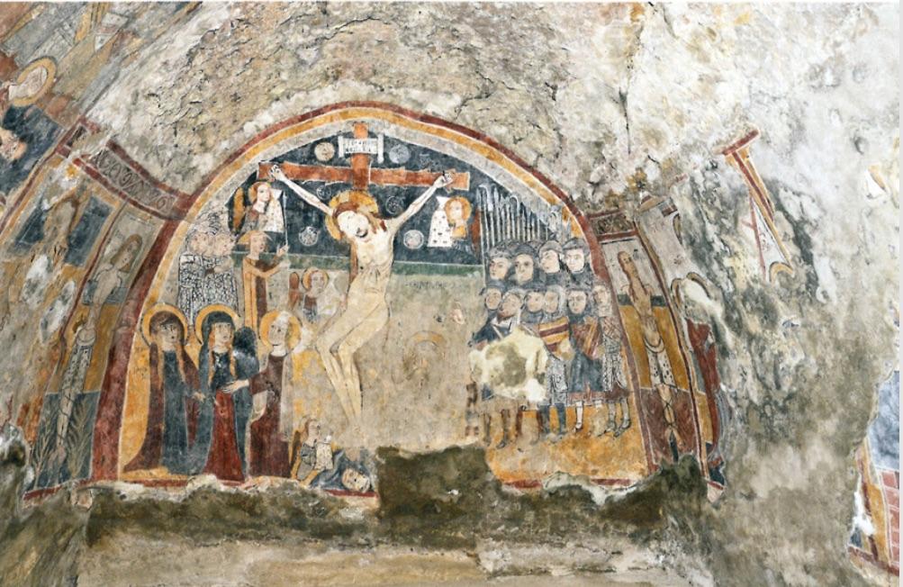 Le grotte di Sant'Antuono a Oppido Lucano