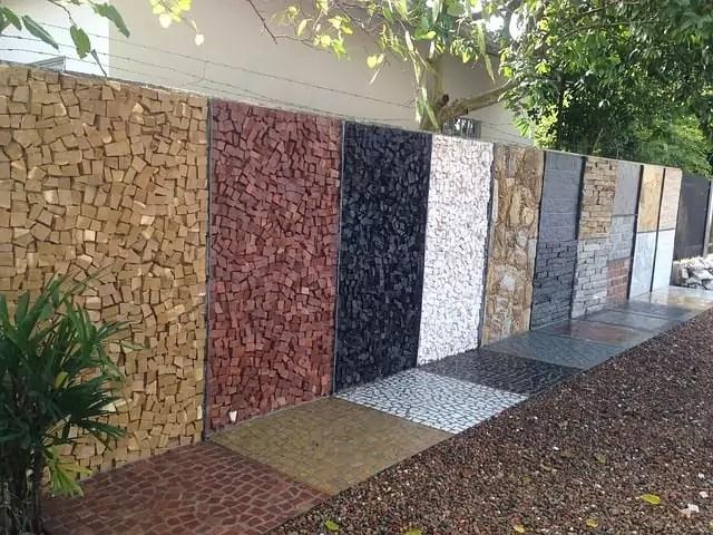 coating batu alam