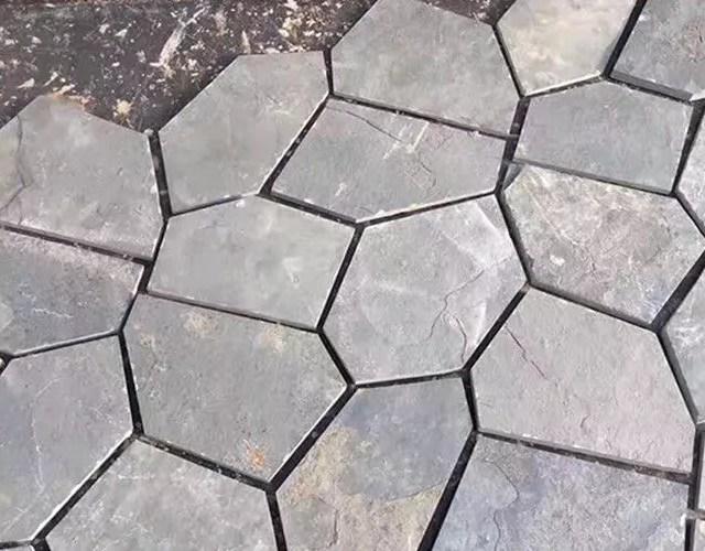 Lantai Batu Alam Outdoor