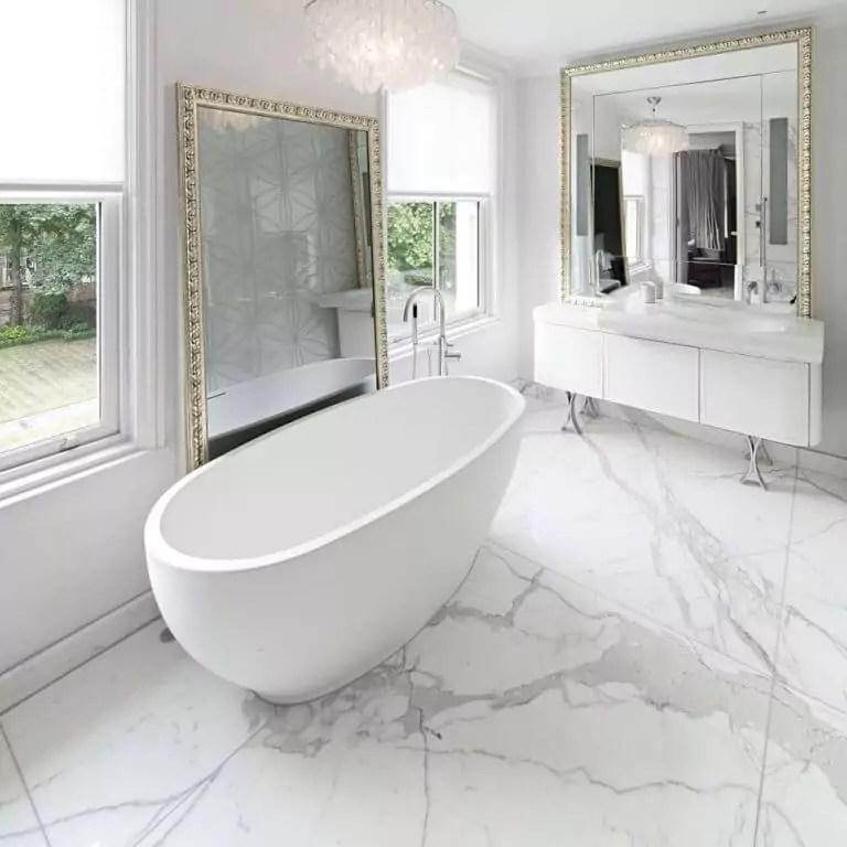 motif keramik kamar mandi mewah