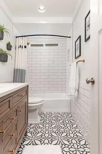 motif keramik kamar mandi minimalis terbaru