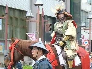 いよいよ徳川家康の登場です