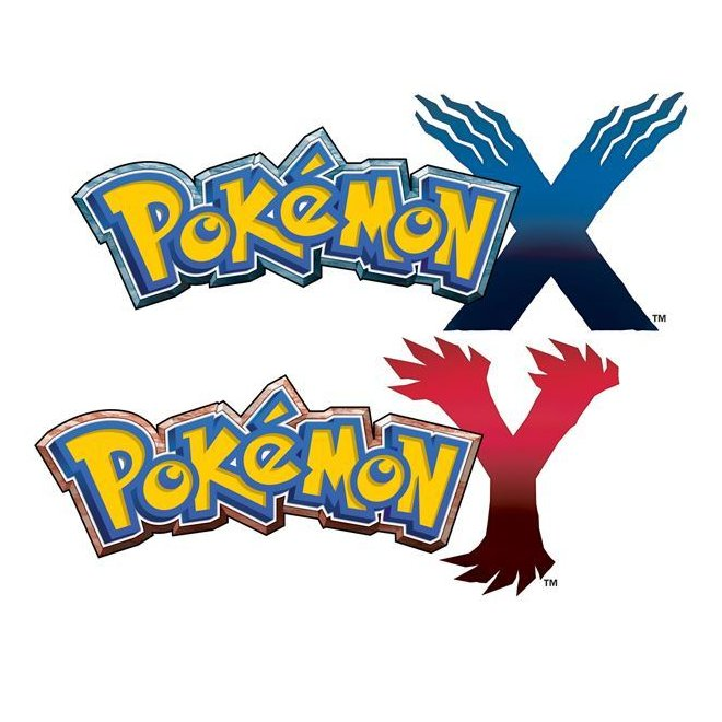 Pokemon X and Pokemon Y