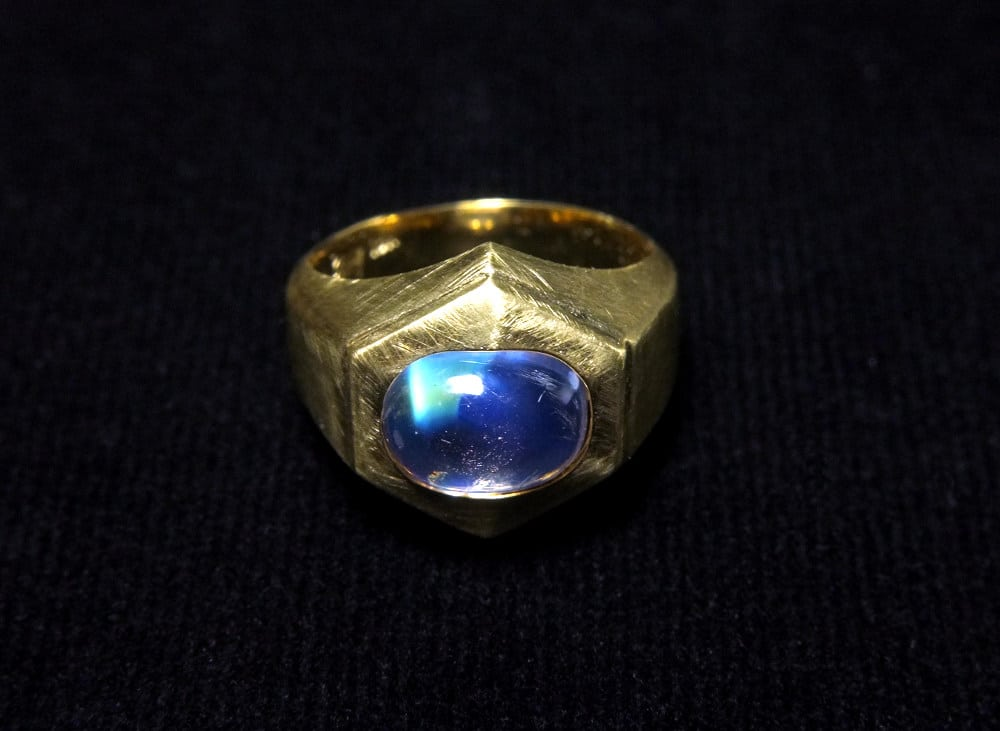 historical gold ring