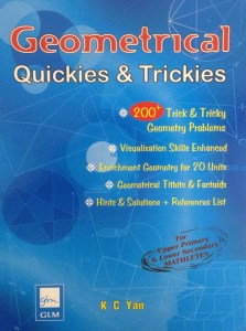 Trick & Tricky Questions in Geometry—Suitable for Grades 5-8 Problem Solvers