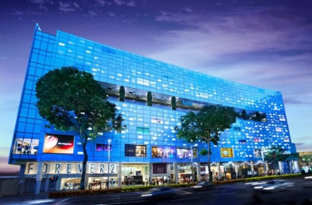 Boutique Shopping at Orchard Central & 313@Somerset