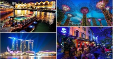 6 Best Ways to Spend Time along the Singapore River