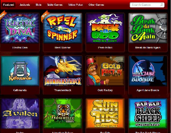 All Jackpot Games
