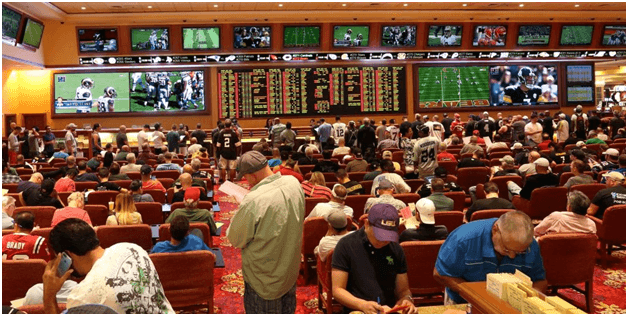 Different types of  bets at sports betting sites Singapore