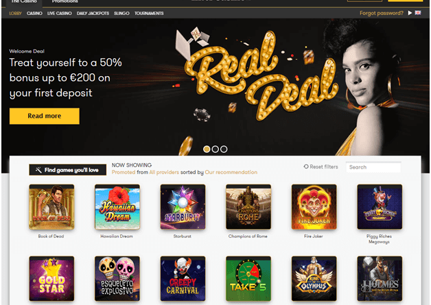 Intercasino online for Ph players