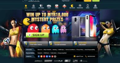 M777 Malaysian No Deposit casino