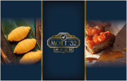 Three fabulous delicacies to enjoy at Mott 32 at Marina Bay Sands Singapore