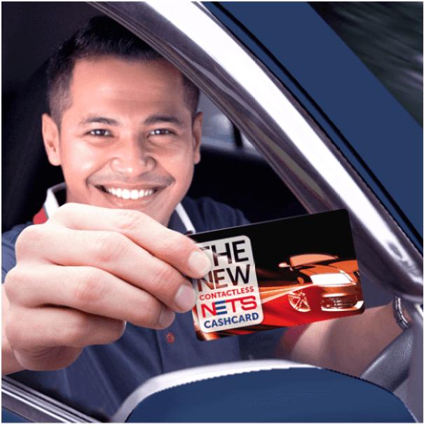 NETS cash cards