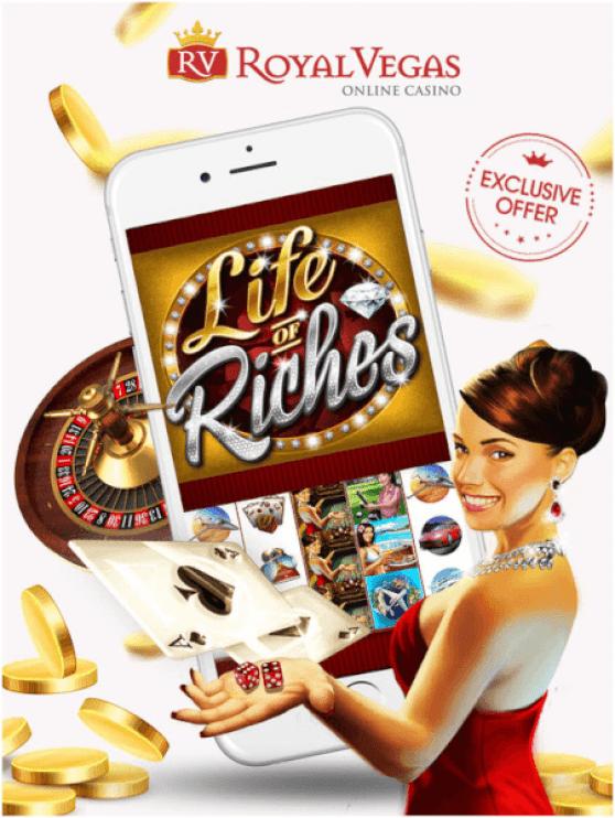 Royal Vegas online casino loyalty