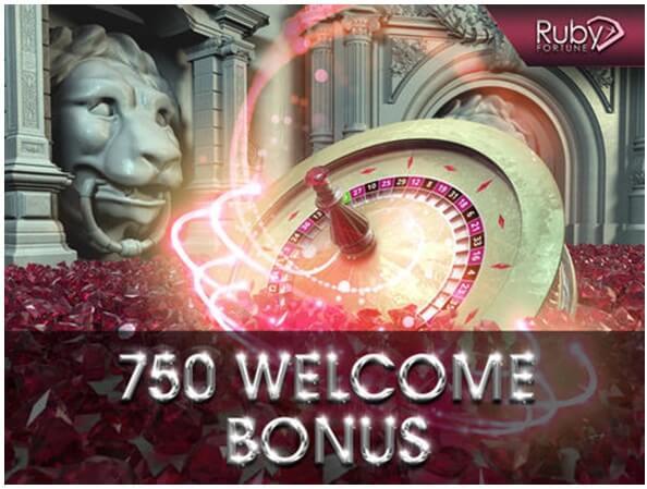 Ruby Fortune casino bonus- Singapore play