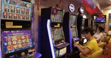 Singapore clubs with jackpot machines