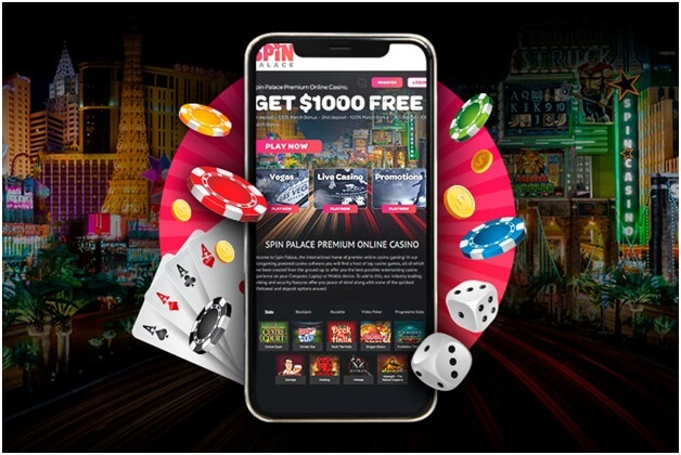 Spin Palace casino mobile Singapore play