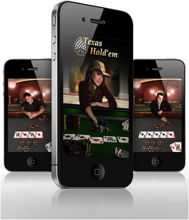 How to play Texas Hold'em game app on your iPhone?