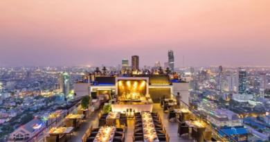 Top 5 Rooftop Restaurants in Singapore to Visit 2020