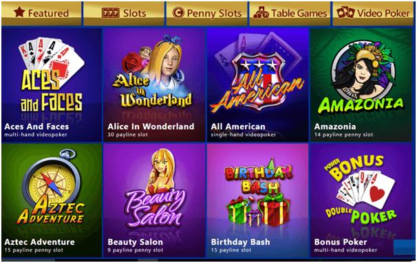 Win a day casino games