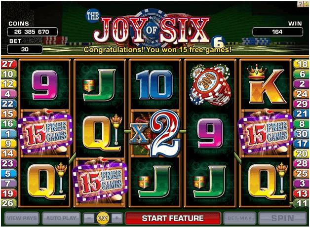 the joy of six
