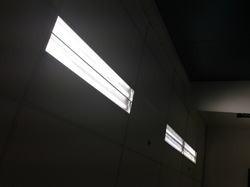 Rewire Fluorescent Light Led