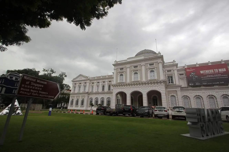National Museum of Singapore - Entrance Fee, Opening Hours ... on National Museum Of Singapore  id=26968