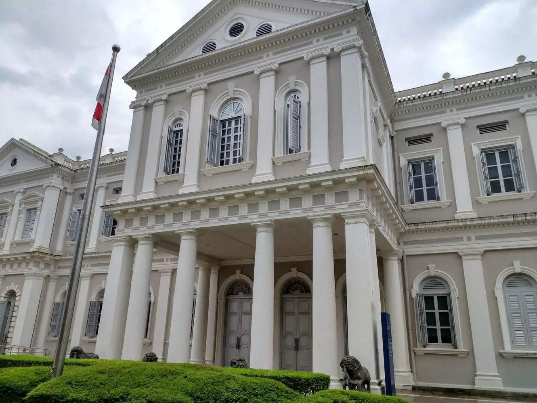 National Museum of Singapore - Entrance Fee, Opening Hours ... on National Museum Of Singapore  id=79668