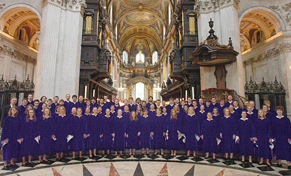 Concordia Choir at Singers.com - Vocal Harmony A Cappella ...