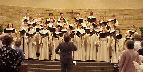National Catholic Youth Choir at Singers.com - Vocal ...