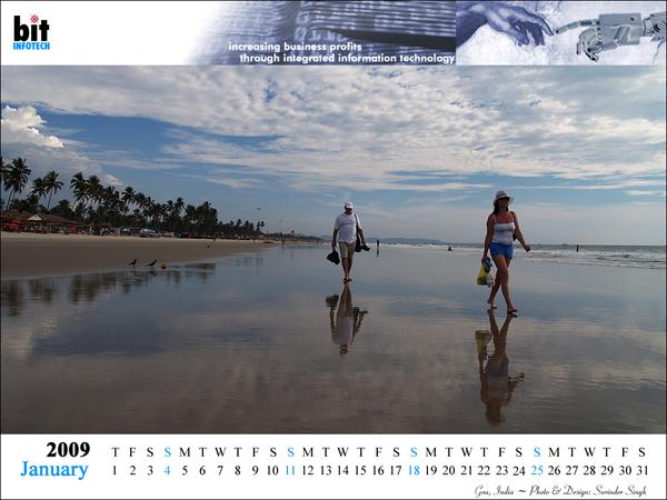 Calendar Photographer India