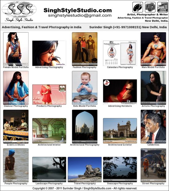 Photography in India