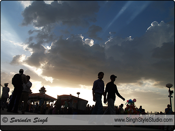 Silhouette Photography India