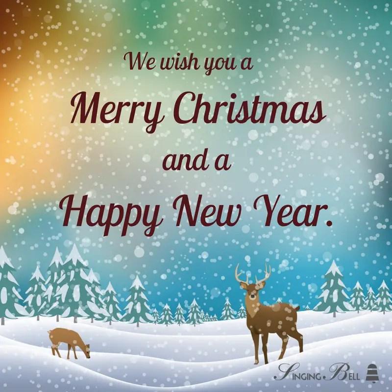 We Wish You A Merry Christmas Free Christmas Carols