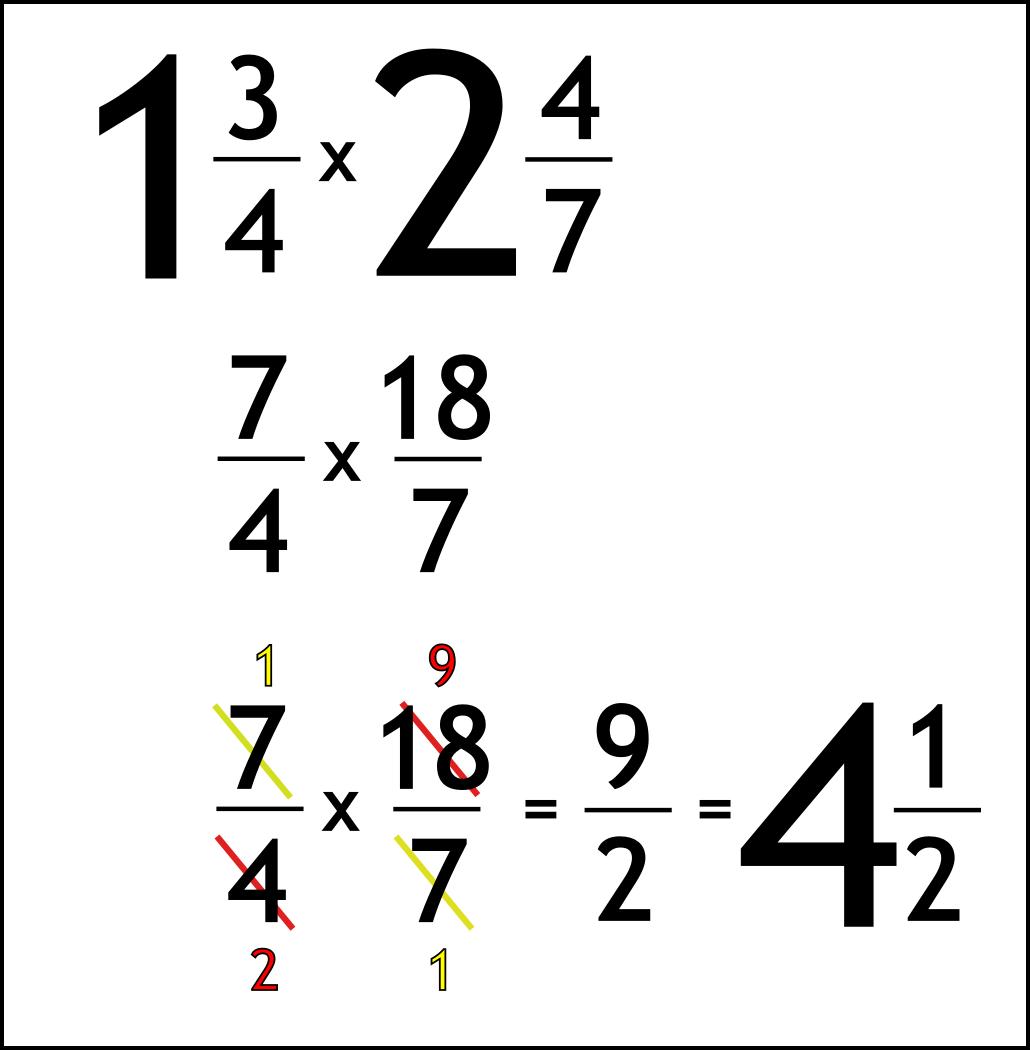 Shg To Multiplying Fractions 2