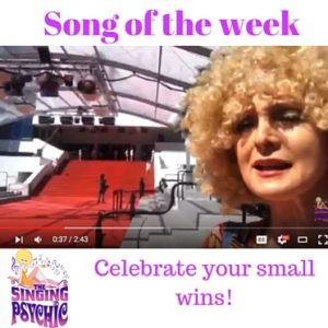 Song of the week the singing psychic forecast