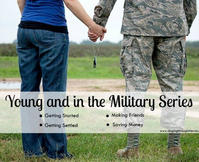 Young and in the Military Series