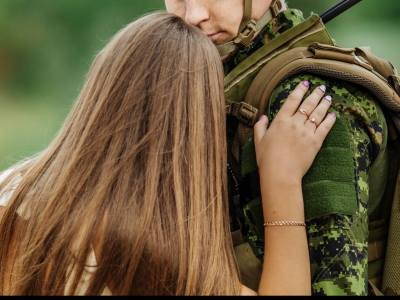 5 Stages of Pre-Deployment Military Spouses go Through