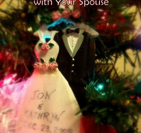 Making the Most of Christmas with Your Spouse