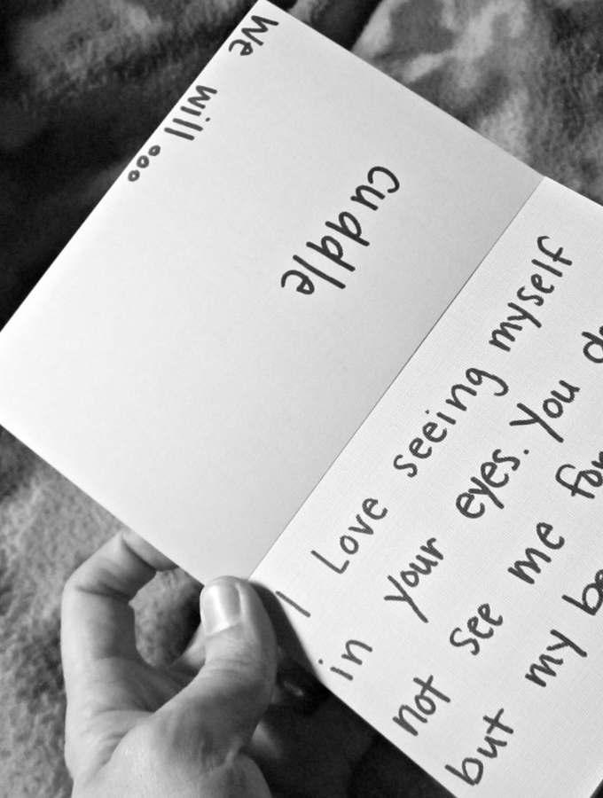 Deployment Idea 7# – Scrapper's Block of Love & Encouragement